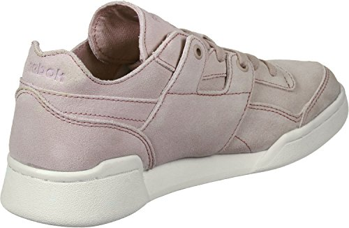 Basses Plus Workout Femme Rose Lo Sneakers Reebok Fbt 78Hqw