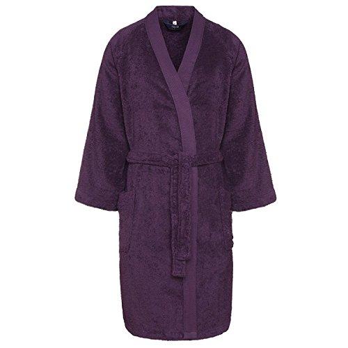 Albornoz Extrasoft Cassis cuello kimono, S