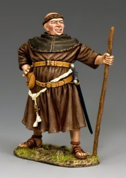 Robin Hood King & Country RH003 Friar Tuck