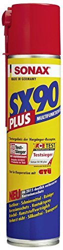 SONAX Pflegemittel Multifunktionsspray SX90 Plus, 400 ml