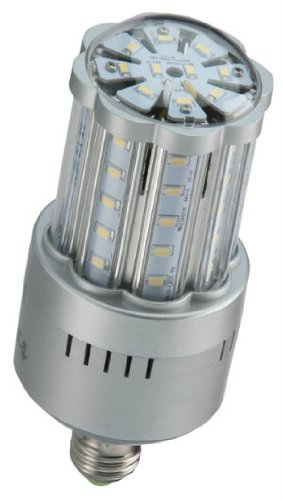 Light Efficient Design LED 8039E57K HID LED Retrofit Lighting 18 Watt UL  Rated Light