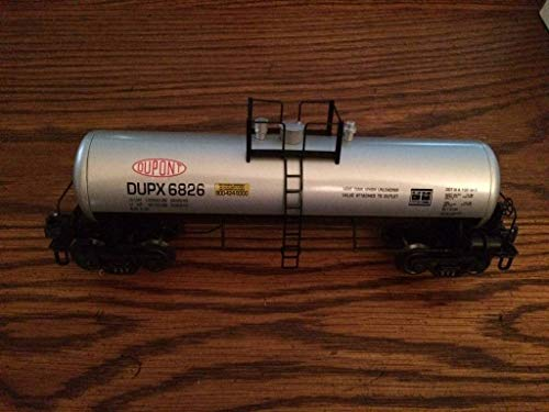 K-Line 1:48 O Scale Aluminum Dupont Classic Tank Car #K6341-8012