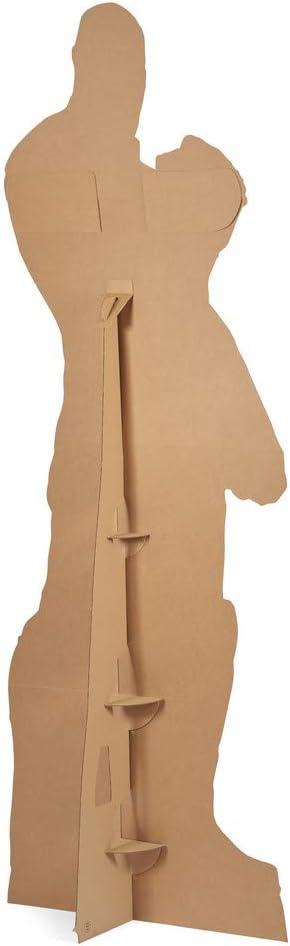 The Last Jedi Spear Lifesize Cardboard Cut Out Praetorian Guard