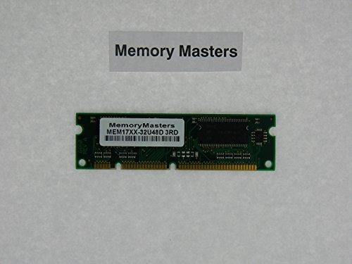 (MEM17XX-32U48D 32MB to 48MB DRAM Memory for Cisco 1700)