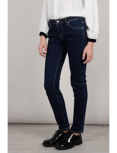 Taille Molly Jeans Couleur S BRUT basse petits points taille Bracken ajust 0Bqxwr0z
