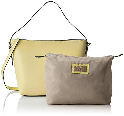 Chicca Jaune yellow Yellow Bandoulière Sac Borse 8698 TqwrT71RA