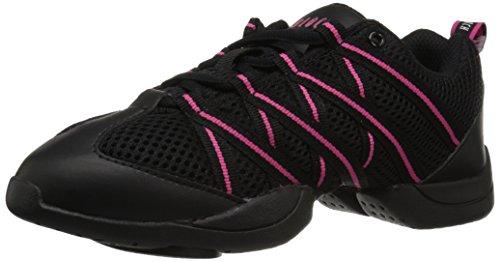 Bloch Dance Women's Criss Cross Dance Shoe pink 6.5 Medium US