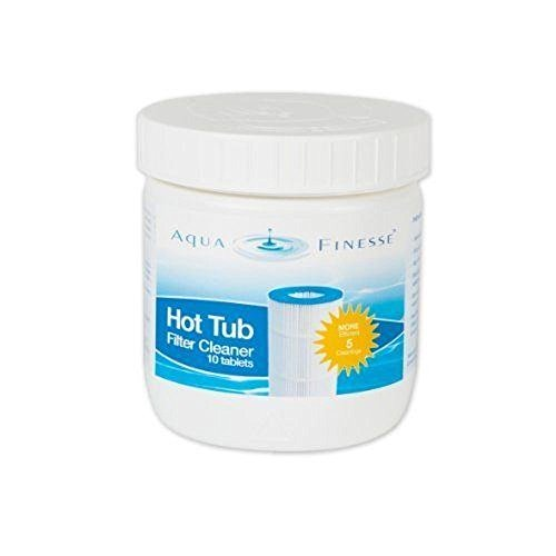 AquaFinesse Filter Cleaner - 10 (Cleaning Spa Filters)