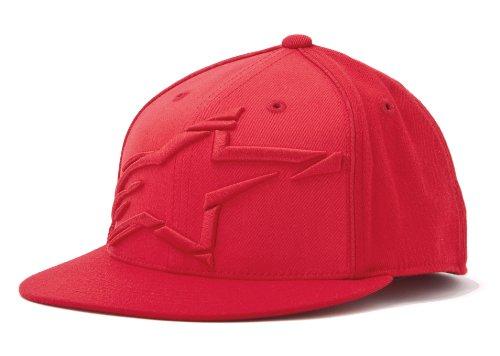 Alpinestars Jackson Flex Fit Hat Red L/XL Large/X-Large