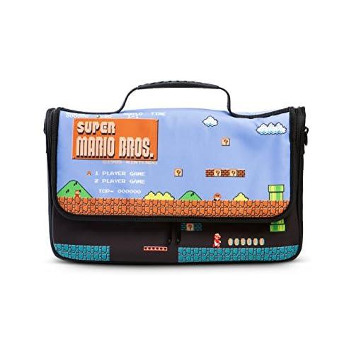 chollos oferta descuentos barato Bandolera Super Mario Bros Nintendo Switch