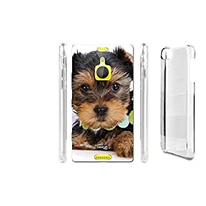 FUNDA CARCASA DOG GUARDA PARA MICROSOFT LUMIA 1520