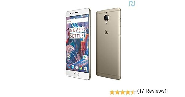 Oneplus 3 6+64GB Dual SIM 4G LTE 5.5