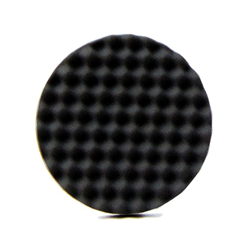 OPT Optimum (22578) Waffle Foam Pad (Polishing), Black, 3.25'' by OPT (Image #1)