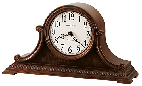 Glass Beaded Veneer (Howard Miller 635-114 Albright Mantel Clock)