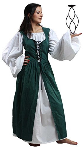 Pirate Ameline Dress Gown
