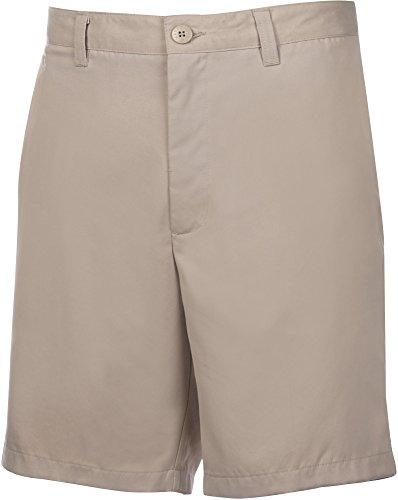Microfiber Cargo Shorts Stone - 2