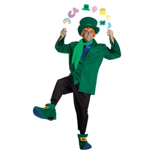 Lucky Charm Costumes (Lucky Charms Adult Costume - One Size)