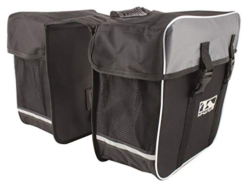 ng Pannier Bag, Black/Grey ()
