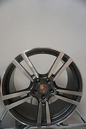 Por Rep 7 W-b86 a-37ru 22 pulgadas Llantas de Porsche Cayenne Turbo