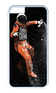 Apple Iphone 6 Case,WENJORS Awesome Astronaut Hard Case Protective Shell Cell Phone Cover For Apple Iphone 6 (4.7 Inch) - PC White