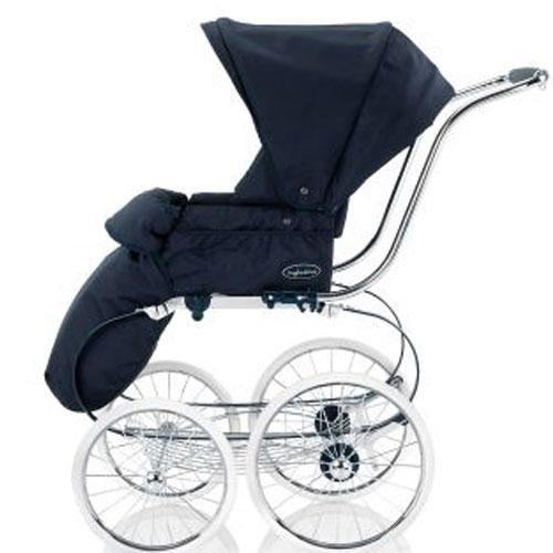 Inglesina CLASS111MAR Classica Stroller with Hood and Fra...