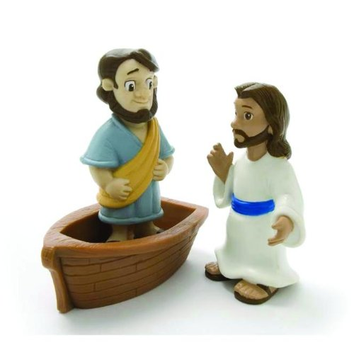 Bible Toys Tales of Glory Jesus Walks on Water