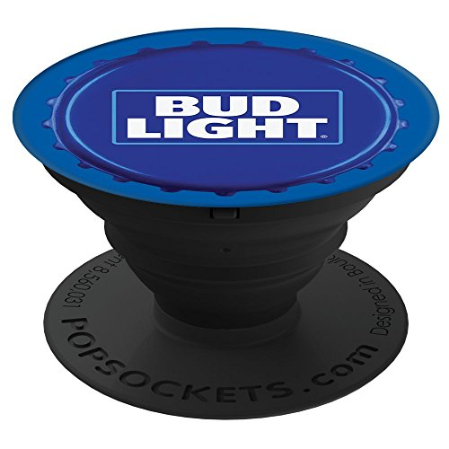Bud Light Beer Cap PopSockets Stand for Smartphones & Tablets