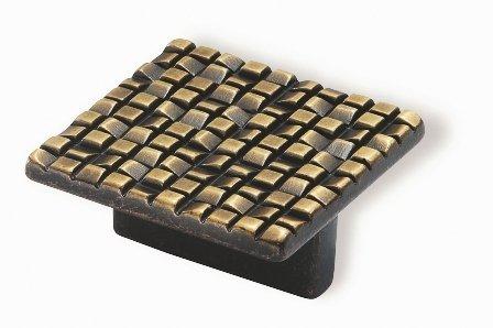 Siro Designs SD90-132 Mosaic Pull, 1.95-Inch, Bronze Siro Designs