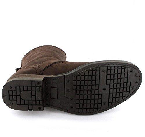 MARC  Joe, Chaussures bateau pour homme marron marron