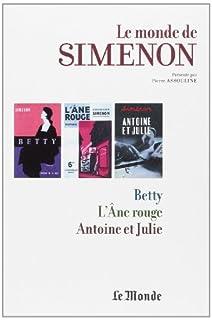 Le monde de Simenon : [18] : Alcool