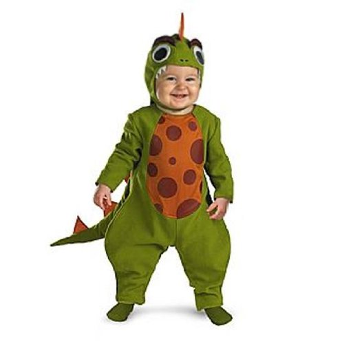 Disguise - Mighty Dino Infant Costume Size 12-18 Months for $<!--$23.99-->