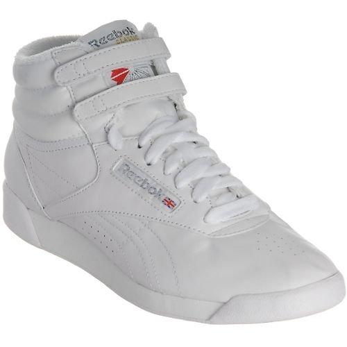 Reebok Lady Freestyle Hi Fitness Shoe