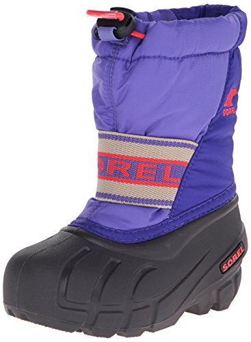Sorel Youth Cub P LO Cold Weather Boot (Toddler/Little Kid/Big Kid), Purple Lotus, 6 M US - Number Columbia Style
