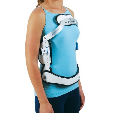 Hyper X Jewett Hyperextension Brace Orthosis product image