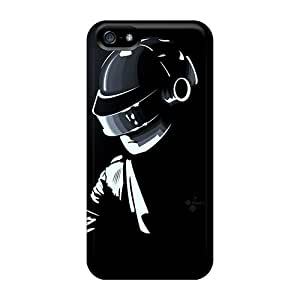 Iphone 5/5s Case, Premium Protective Case With Awesome Look - Daft Punk