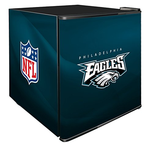 NFL Philadelphia Eagles Refrigerated Counter Top Cooler, Small, Green by SG Merchandising Solution