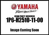 Yamaha 1P6H25101100 Main Switch Assembly
