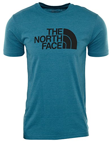 the-north-face-short-sleeve-half-dome-tri-blend-tee-mens-style-a2t9r-rbs-size-l