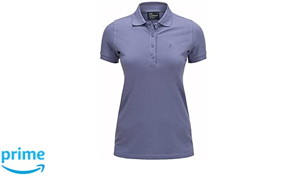 PEAK PERFORMANCE Mujer Golf Polo Tanzanite: Amazon.es: Deportes y ...