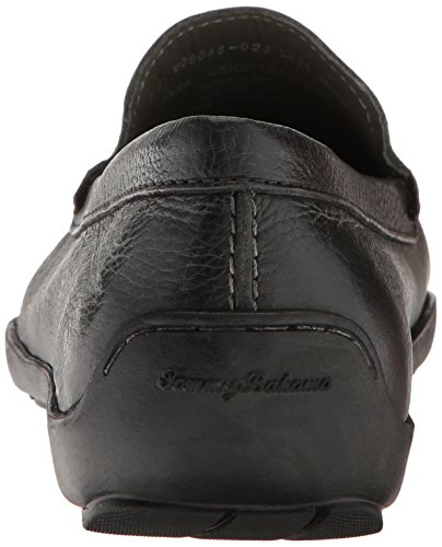 Tommy Bahama Mens Orion Slip-on Mocassino Nero