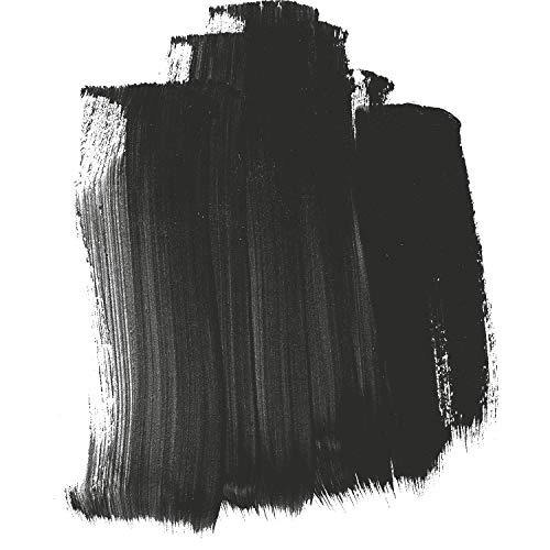 - Daler-Rowney System 3 Acrylic 150 ml Tube - Process Black