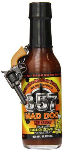 MAD DOG 357 collectors edition 600.000 scoville Hot Sauce