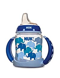 NUK Fashion Elephants Learner Cup, 5-Ounce BOBEBE Online Baby Store From New York to Miami and Los Angeles