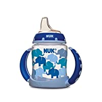 NUK Fashion Elephants Learner Cup, 5-Ounce
