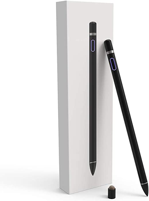 Stylus Pens for Touch Screens, Fine Point Stylist Pen Pencil Compatible with iPhone iPad and Other Tablet