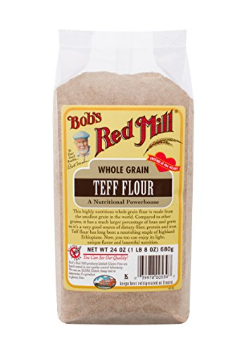 Bob's Red Mill Teff Flour, 24-ounce ()