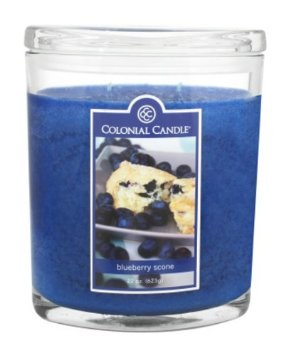 (Colonial Candles Blueberry Scone 22 oz)