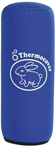 Beeztees 800111 Thermoschutz Fuer Trinkflasche 600 ml, 21 cm, blau