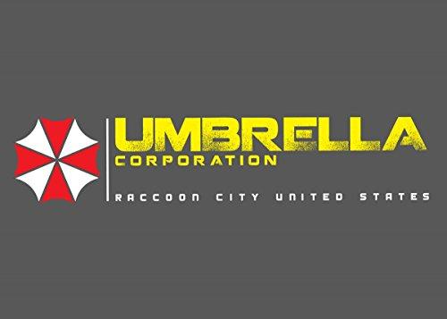 Corporation Resident Umbrella Gris Giornalista Oscuro Evil Mini Bolsa Z8qnpE8w
