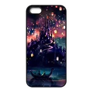 MOO BEX Tangled Hard Plastic Back Case Cover for Apple iPhone 5 5S-TOC-8